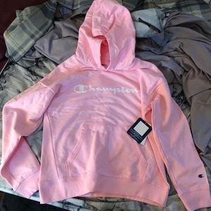 Champion big girls hoodie
